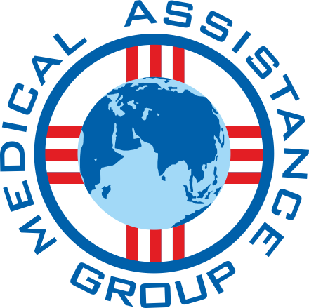 Medical Assistance Group Logo
